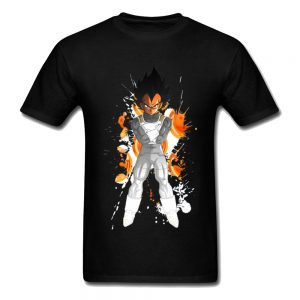 Camisetas Vegeta