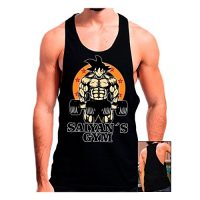 M.Baxter Camiseta de compresión de running para hombre fitness ... e0a35908f833d