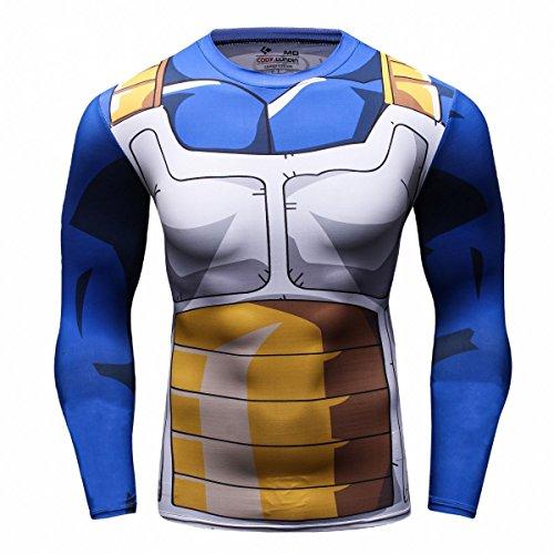 Cody Lundin Hombres 3D h/éroe luz Impresa Logo Tops Hombre Apretado Deporte Corta Camiseta Manga